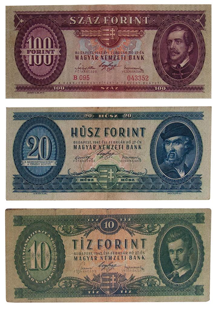 1947 forint